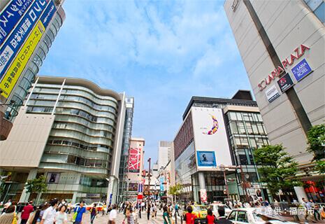 Fukuoka Tenjin